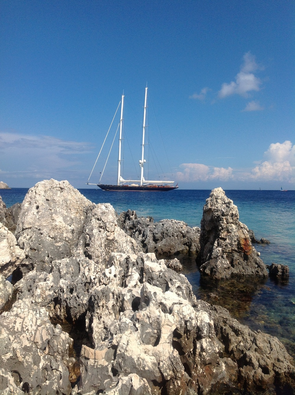 boat - Zakynthos, Greece