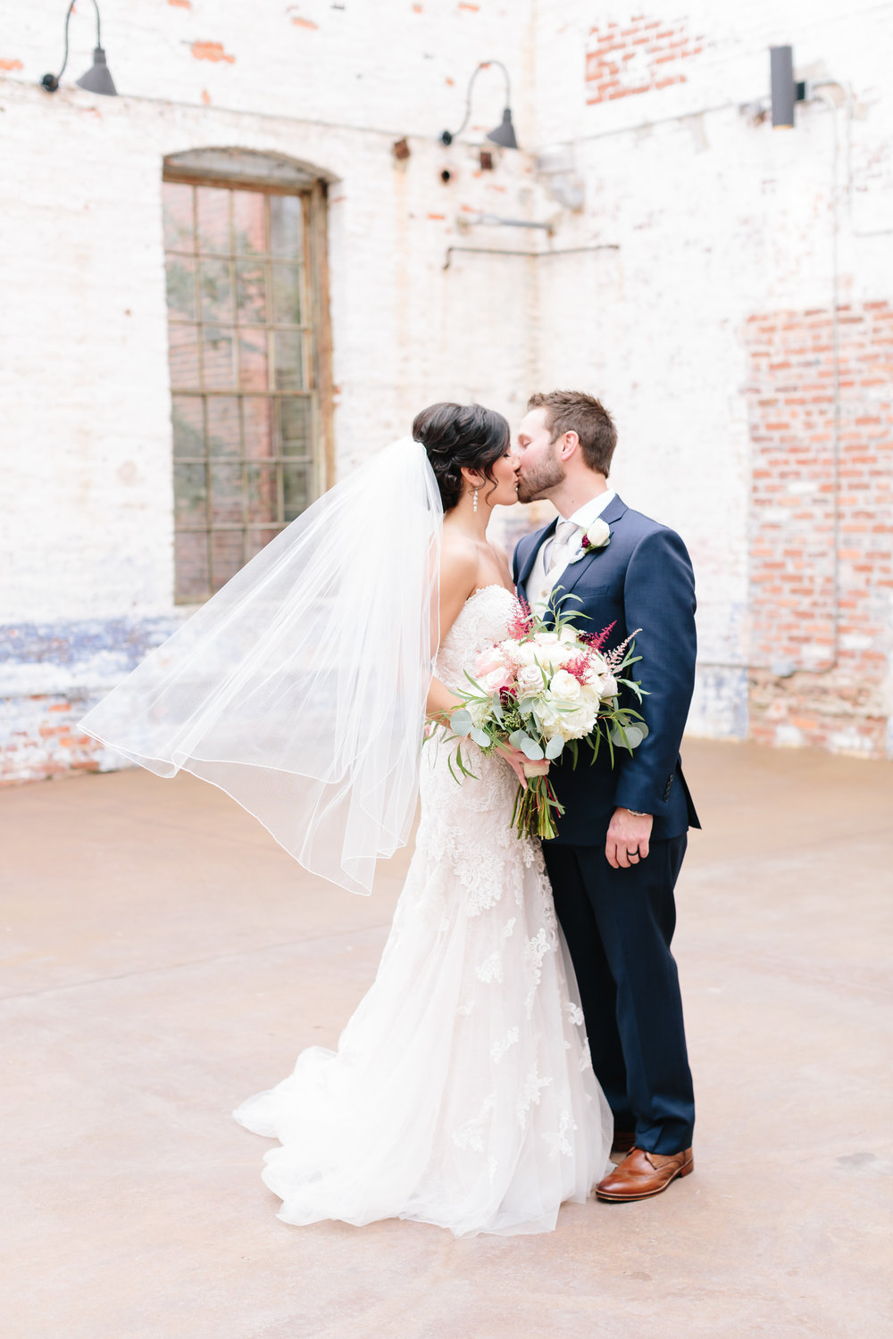 Stephanie + Wes-  Coordination