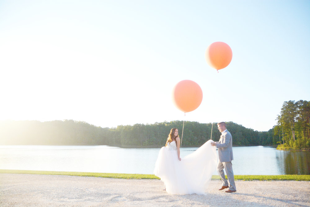Ashley + Jordan-  Coordination