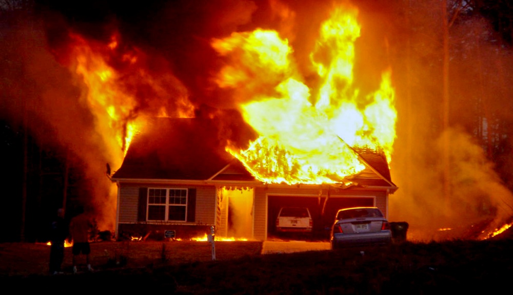 Fire Damage   The damage caused by fire extends far beyond the obvious damage. There is smoke damage as well as loss of property. In the course of putting out the fire the water used will cause damage. A skilled and comprehensive investigation is necessary to prepare a claim for you insurance company
