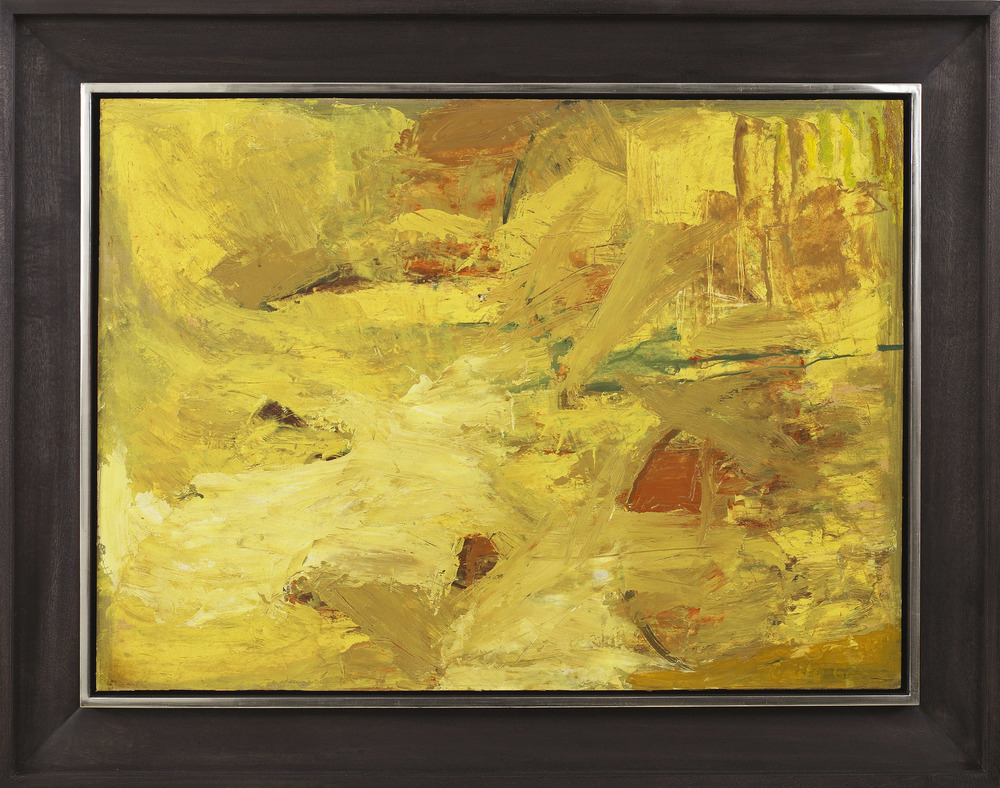 Untitled, 1960  , oil on board, 20 x 30 inches
