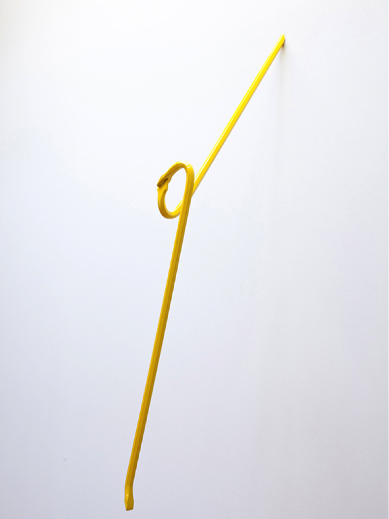 Crowbar Crowbar, 2012, crowbars, 22 x 58 inches