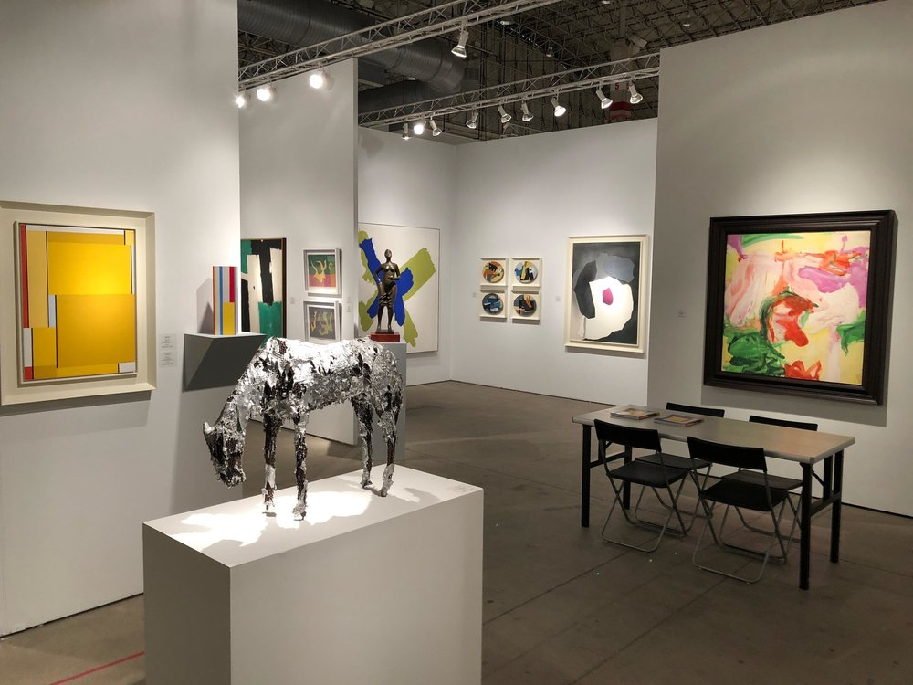 Vallarino Fine Art- Expo Chicago 2018