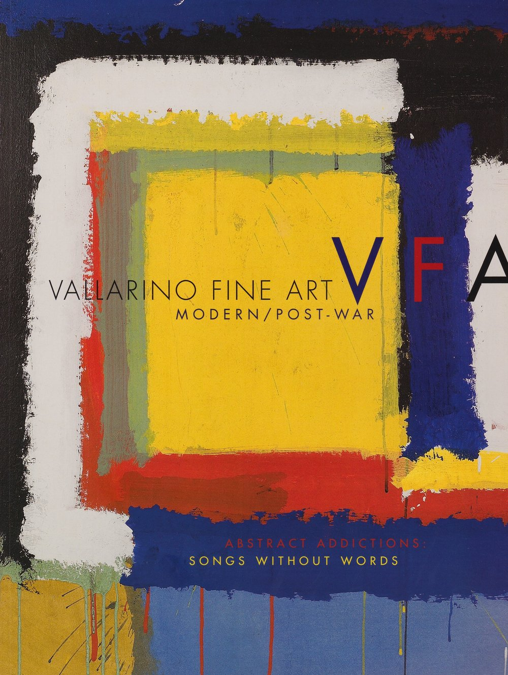 VFA Catalogue- Songs Without Words