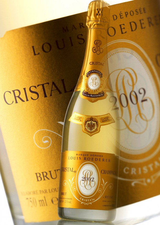CHAMAPAGNE LOUIS ROEDERER CRISTAL GIFT BOX 75CL