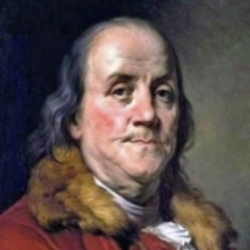 """IF YOU WOULD NOT BE FORGOTTEN, AS SOON AS YOU ARE DEAD AND ROTTEN, EITHER WRITE THINGS WORTH READING, OR DO THINGS WORTH THE WRITING."" - Benjamin Franklin"