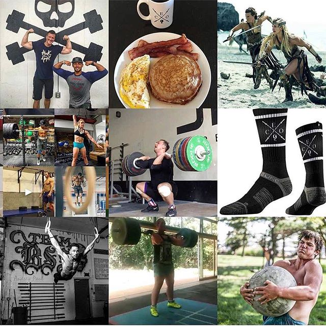 #2017bestnine is a collection of everything amazing about our community. Fitness, motivational leaders, coaches, athletes, and the lifestyle that comes with all that greatness! Happy 2018! _______ #thebarbellceo #crossfitphotography #crossfit #crossfitter #reebokcrossfit #crossfitopen #wod #entrepreneur #motivation #fitnessphysique #squat #deadlift #muscle #driven #success #happiness #passion #dreamer #fitfam #coach #leadership #motivated #hustle #gohard #cleanandjerk #cardio #snatch