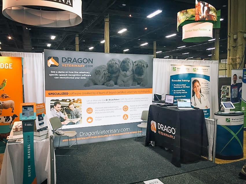 Dragon Veterinary at the WVC 89th Annual Conference