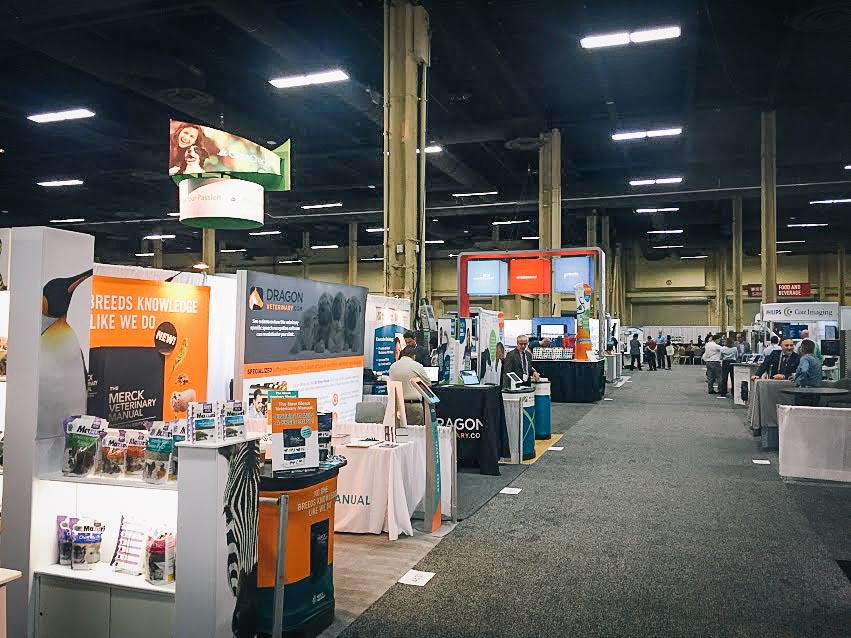WVC 89th Annual Conference booths