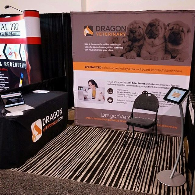 We're at @VeterinaryToday! Come learn how to make your practice more efficient at booth 108.  #vet18 #toronto #veterinarian #veterinarytoday #vetconference