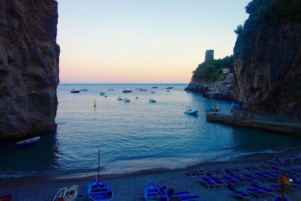Marina di Praia, Praiano, Amalfi Coast