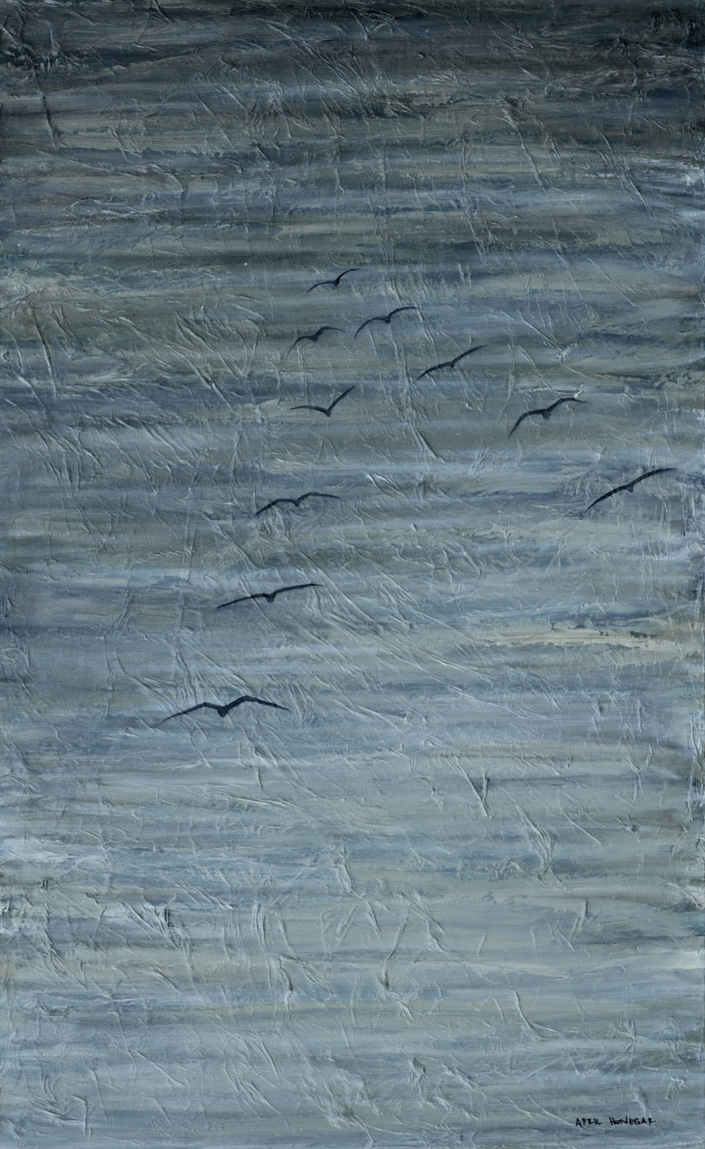 SOUTHBOUND #2 (SOLD)