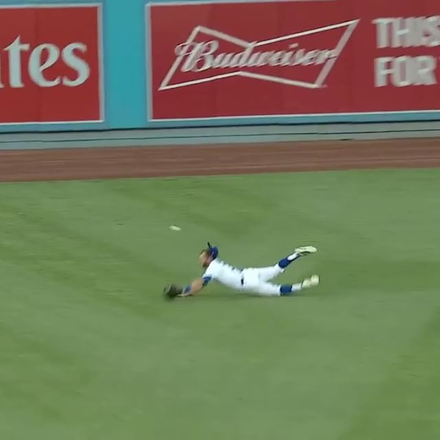 A couple of the weirder run-saving plays from tonight's wild World Series game, and then a couple of Yasiel Puig just being himself.