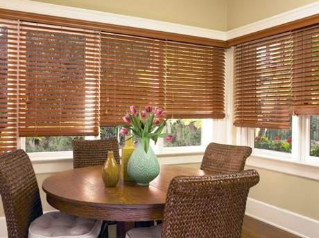 EVERWOOD ALTERNATIVE WOOD BLINDS    These window blinds are made from alternative wood materials with additional protection against fading, warping and aging. The Everwood Alternative Wood Window Blinds are a smart choice for someone looking for a more budget-friendly option with all the great looks of traditional wooden blinds. Please click the image above for more product details.