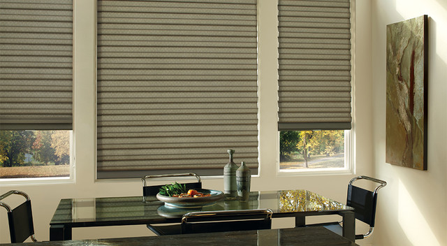 SOLERA SOFT SHADES    The Solera Soft Window Shades provide home and business owners with a simple, clean and elegant look that also helps reduce outside noise. Choose from woven or nonwoven fabrics to make these shades your own.   Click the picture for more product details.