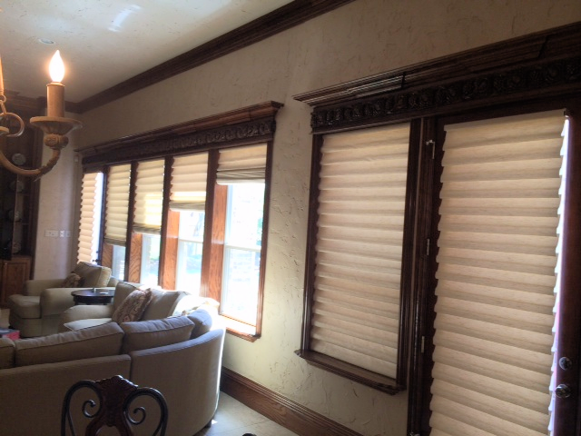 VIGNETTE SHADES IN SOUTHLAKE, TX