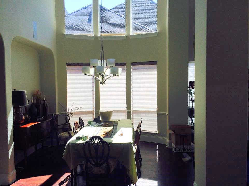 PIROUETTE SHADES IN FLOWER MOUND, TX