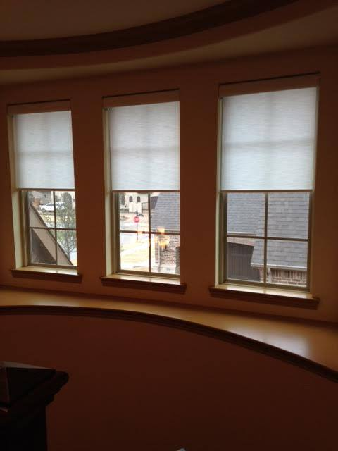 DESIGNER ROLLER SHADES IN THE COLONY, TX