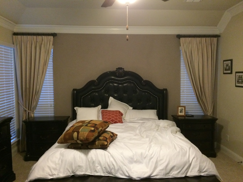 CUSTOM DRAPERY CURTAINS IN THE COLONY, TX