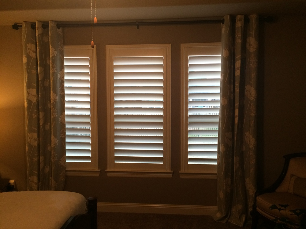 SHUTTERS IN FORT WORTH, TX