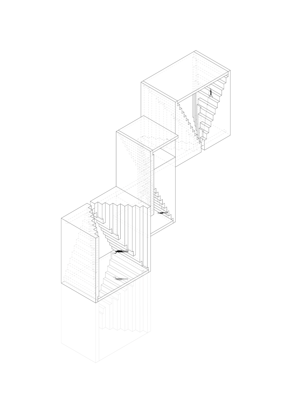 Axonometric : Experiential