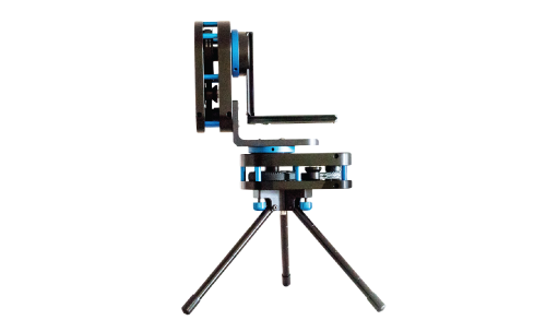 Pan and Tilt rotary motion control system
