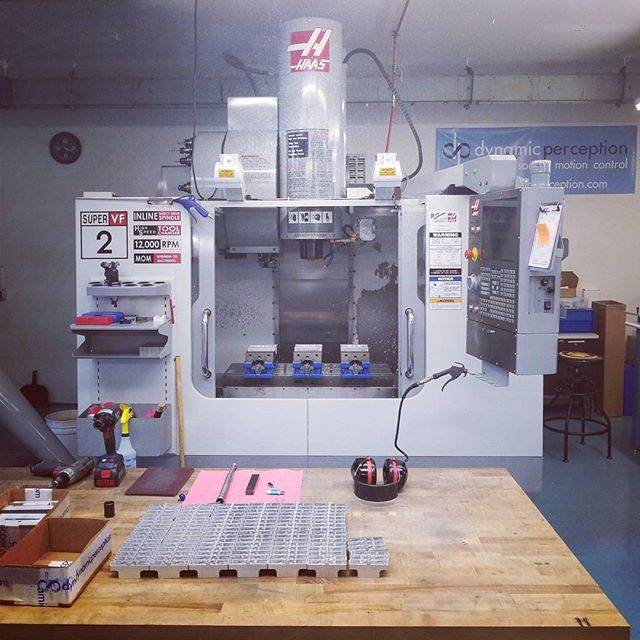 Preset for another day of production #michiganmade #dynamicperception #motioncontrol #madeintheusa #makersgonnamake