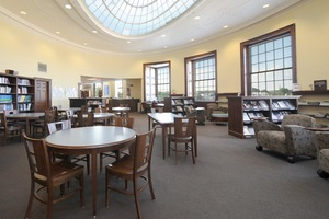 McKinley Tech High School - Library - Washington, DC