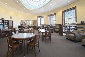 McKinley Tech High School - Library - Washington, DC