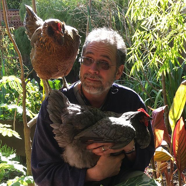 Eight years ago today, Kerry and I eloped and got hitched in Point Reyes, Calif. I am so grateful to have this wonderful man in my life. He is my best friend and supports all that I do and that I am. And as an added bonus, he's a great father to our chickens! Happy Anniversary, amor! . #Gratitude #Love #Anniversary #Friendship #Immunity #NourishToThrive #ChickenLove #RaisingChickens #DeStress #HolisticLiving #Nutrition #HealthyLifestyle #SocialConnections #Amor
