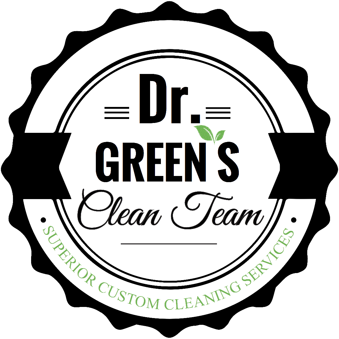 Dr Green's Clean Team