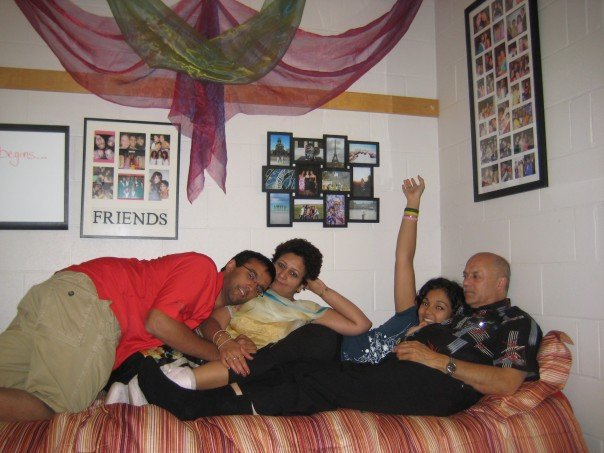 After moving into my dorm room at Carleton back in 2007