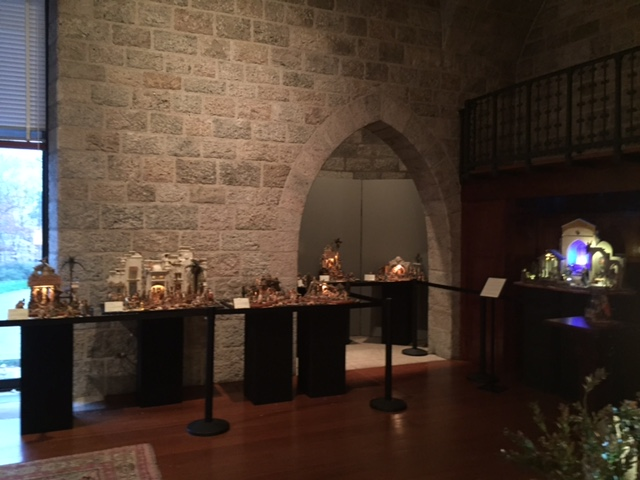 Navidad featured at Glencairn Museum
