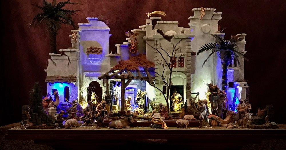 Trinity Wall Street church custom commission