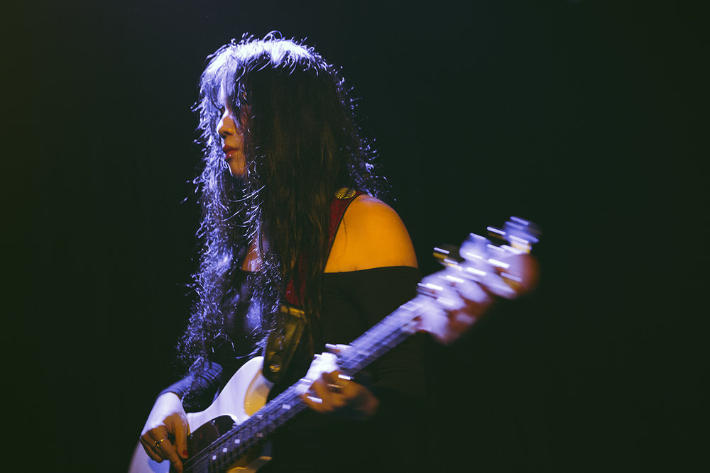LA Witch 30 - The Lexington London 18:02:17 | [Chris Almeida].jpg