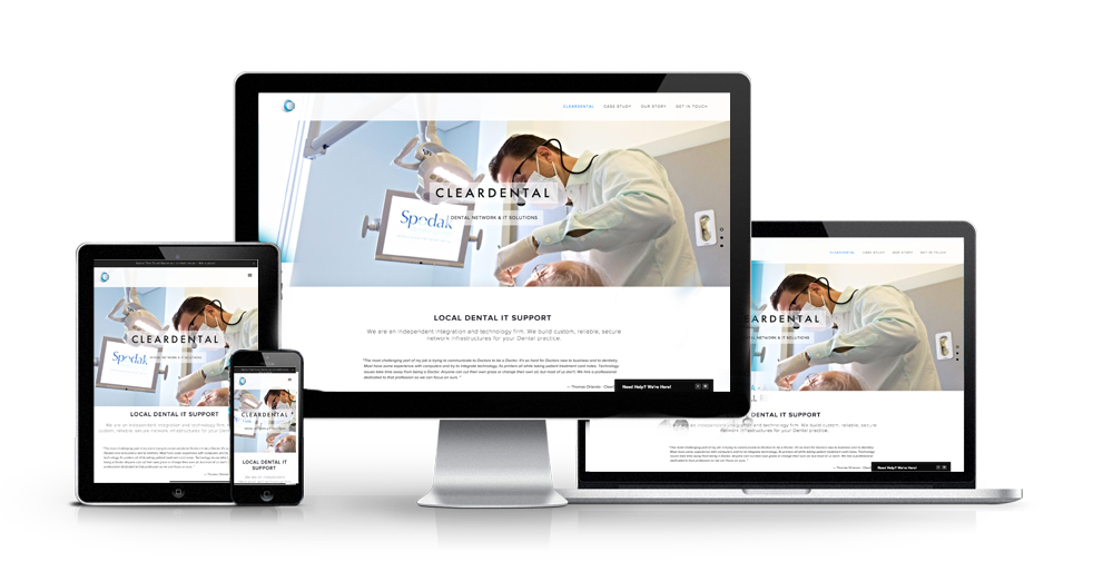 Dental Website Design Boca Raton Florida Ft Lauderdale
