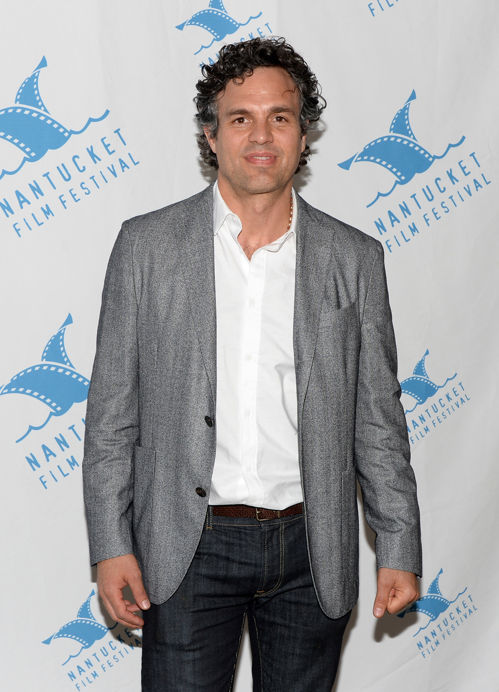 Mark Ruffalo at the 2014 Nantucket Film Festival.