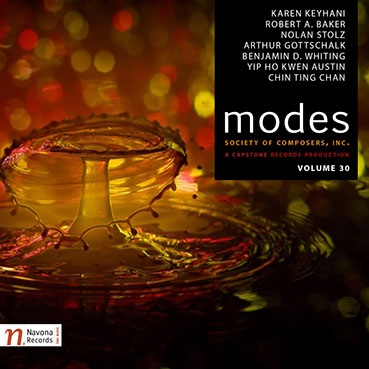 """Modes - Society of Composers Inc. Volume 30"" 