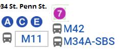 Transit: Subway or Bus