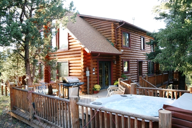 nm downtown cabin restaurants phyllis cabins ruidoso rentals pinterest pin rental