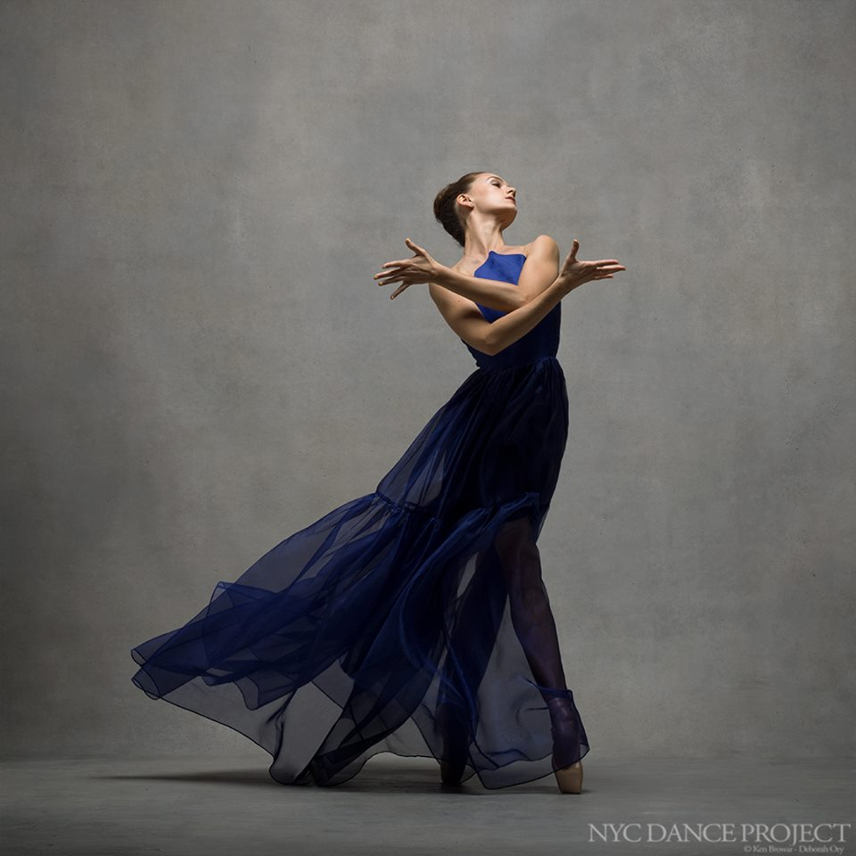 former student lauren lovette now with new york city ballet and creating new ballets on the company to great reviews. see more about her works here: https://www.facebook.com/lauren.lovette.58?fref=ts