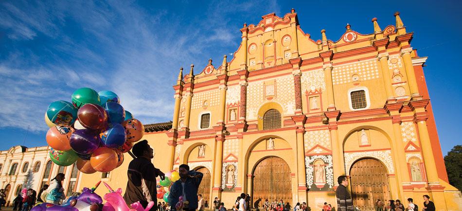 Cristobal de las casas-Chiapas
