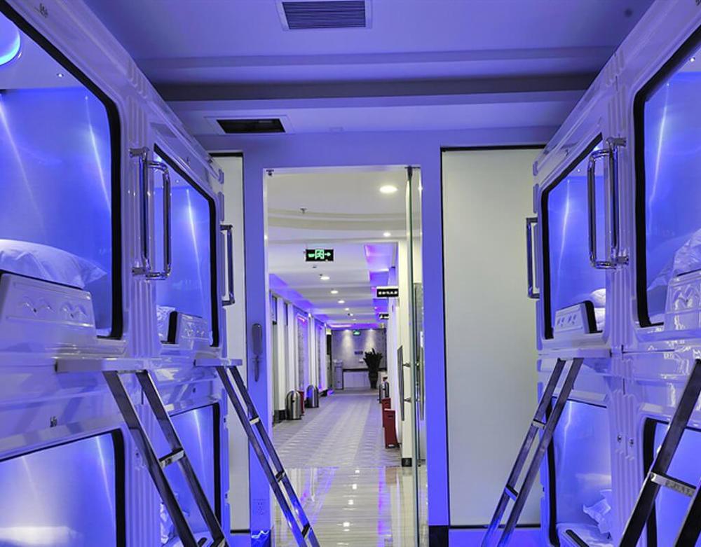 © Pengheng Space Capsules Hotel