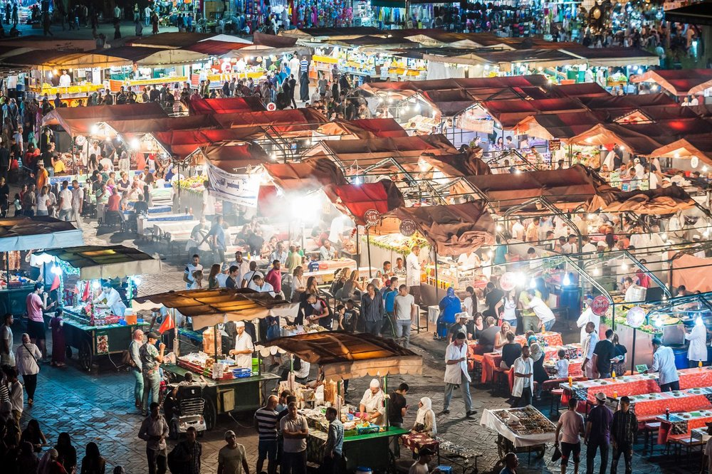 Marruecos. National Geographic.