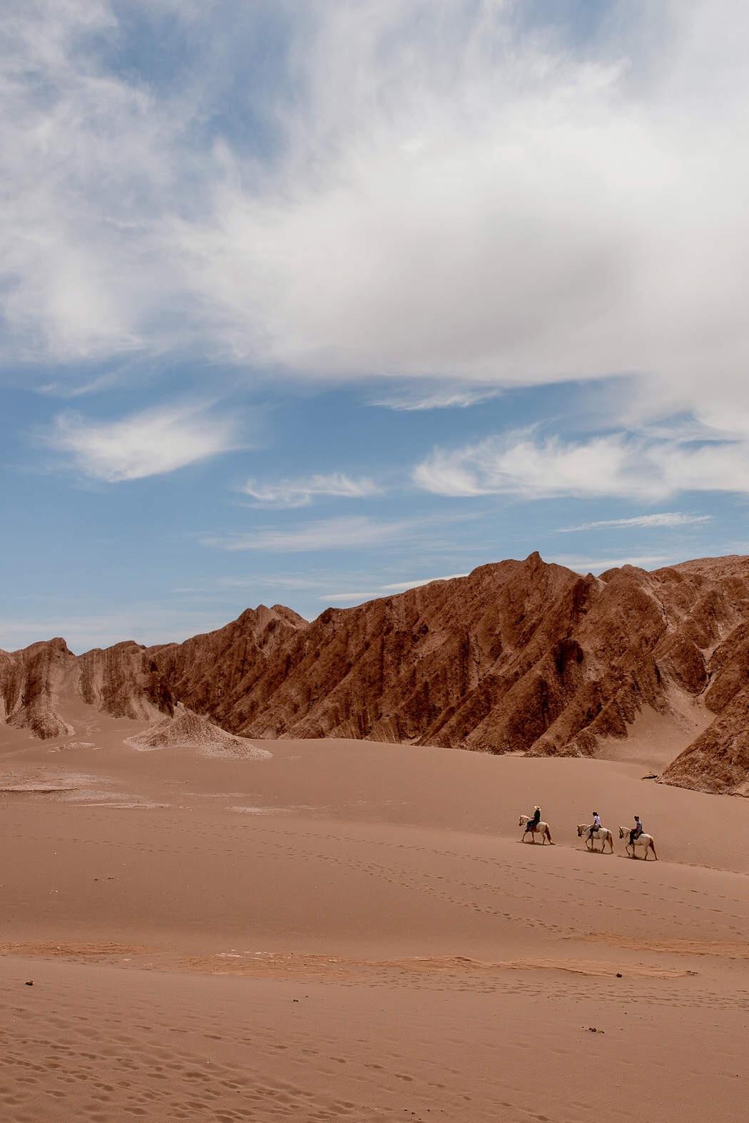 Valle de la Muerte, Desierto de Atacama, Chile. Foto: Tomas Munita, The New York Times
