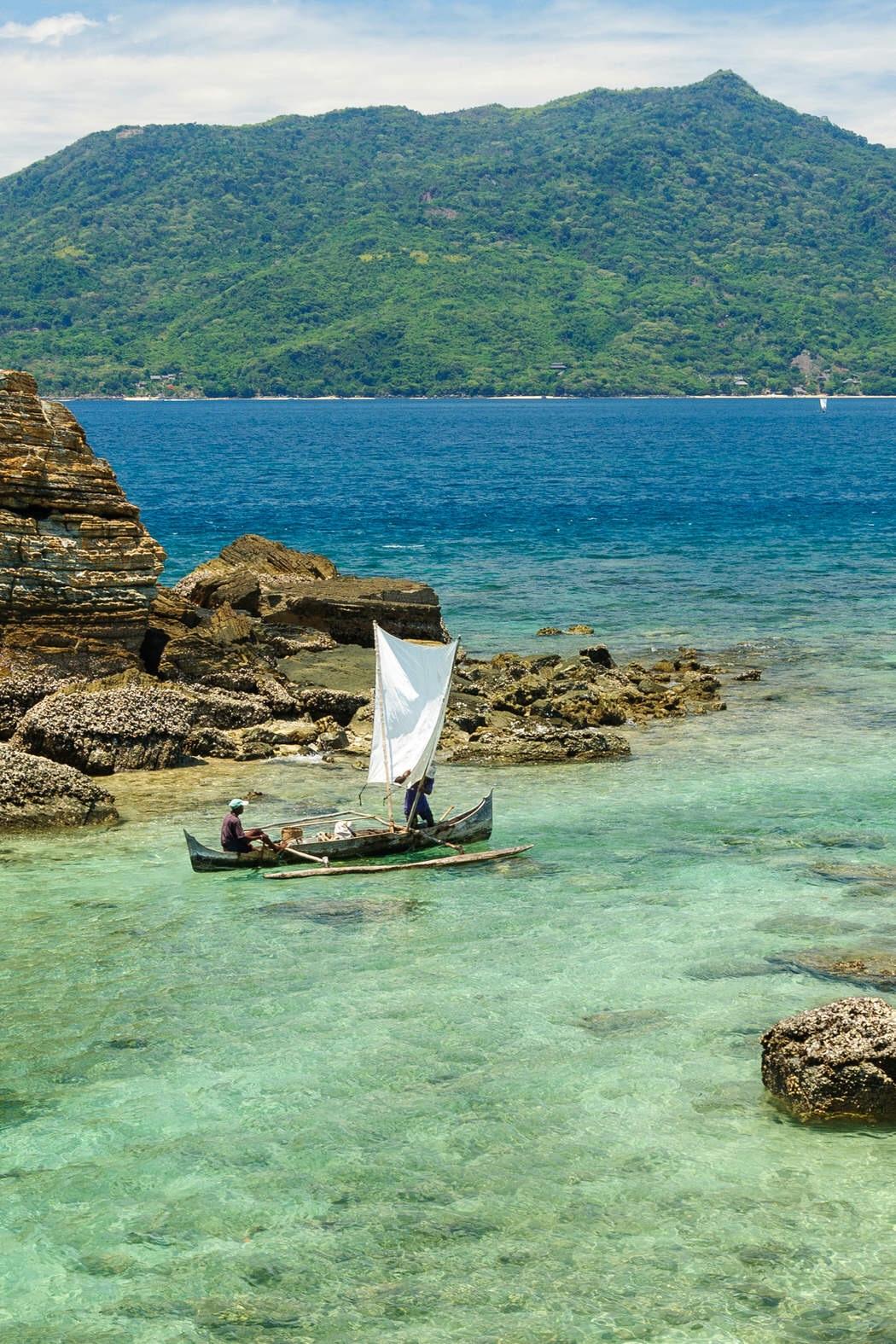 Costa Norte, Madagascar.
