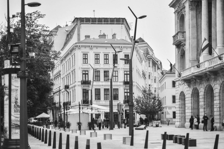 Hotel Rum, Budapest.