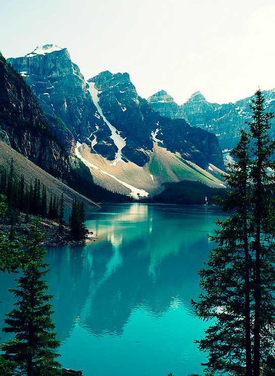 Parque Nacional Banff, Alberta, Canadá. Foto: Sharon Delgadillo