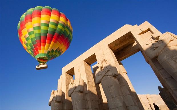 Luxor, Egipto