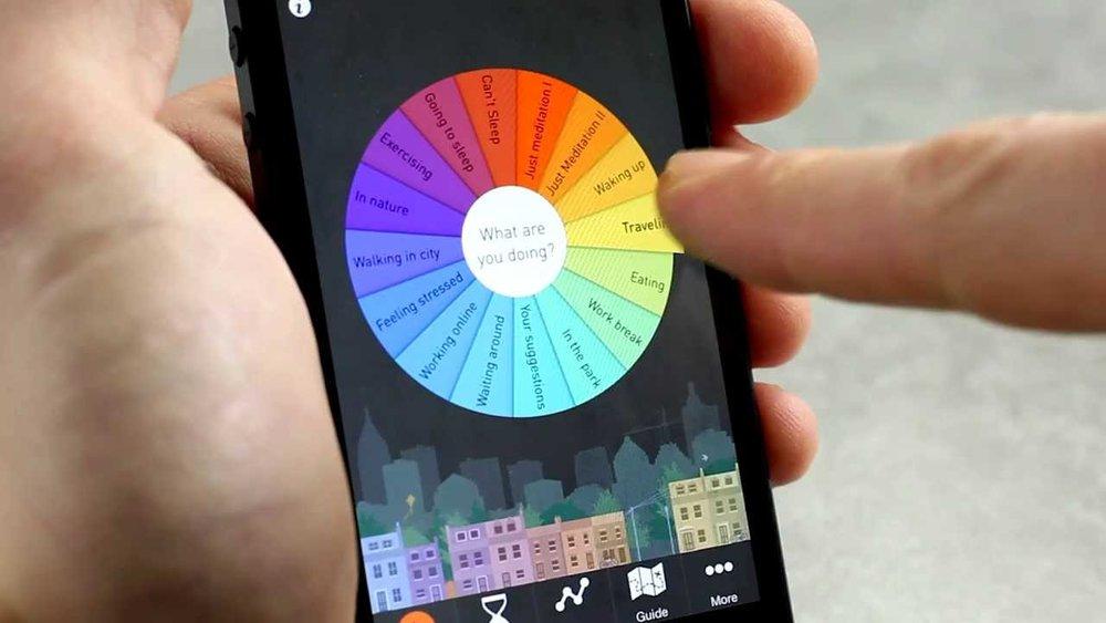 5 apps para meditar durante tus viajes. Una tendencia en crecimiento.